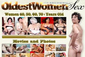 Oldest Women Sex